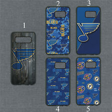 St. Louis Blues Phone Case For Samsung Galaxy S20 S10 S9 S8 Note 10 9 8 Cover