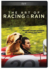 The Art of Racing in the Rain (Dvd, 2019) New & Sealed Free Shipping!