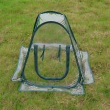 PVC Collapsible Greenhouse Mini Flower House Planting Cover Insect-Proof Bird
