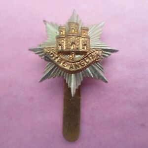 The Royal Anglian Regiment British Army/Military Hat/Cap Badge