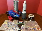 Vintage Transformers Micromasters Rocket Base Autobot Countdown — Not Complete