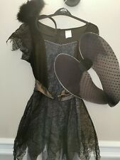 Womens Size Medium Dark Angel Costume, Haloween