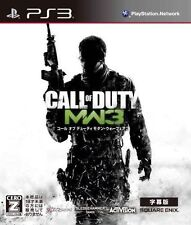Call of Duty: Modern Warfare 3 --  (Sony PlayStation 3, 2011) -