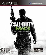 Call of Duty: Modern Warfare 3 -- Subtitled Edition (Sony PlayStation 3, 2011) -