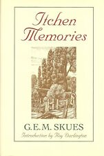 SKUES G.E.M. FLY FISHING BOOK ITCHEN MEMORIES CHALK STREAMS hardback BARGAIN new