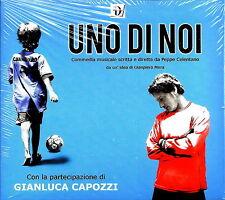 UNO DI NOI Commedia Musicale di P. Celentano con G. Capozzi CD SEALED Very RARE