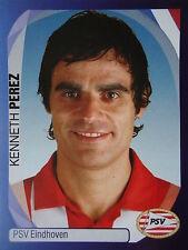 Panini 312 Kenneth Perez PSV Eindhoven UEFA CL 2007/08