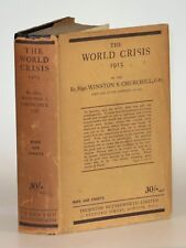 Winston S. Churchill - The World Crisis: 1915, 4th printing, in dust jacket