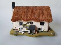 PAULINE RALPH Devon Farmhouse Cottage Hand Made Musical Box EXCELLENT CONDITION