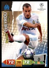 Panini Champions League 2011-2012 Adrenalyn XL Benoît Cheyrou Marseille