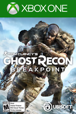 GHOST RECON BREAKPOINT OFFLINE NO MULTIPLAYER (NO CD/ NO KEY) XBOX ONE