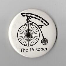 Vintage The Prisioner Promo Pin Button Pinback