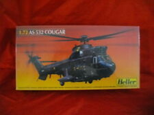 AS 532 COUGAR HELICOPTER 1:72 HELLER 80365