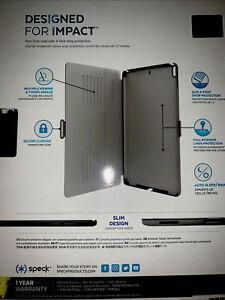 New Speck Balance Folio Case for Apple iPad Pro 9.7-inch iPad Air / Air 2 Black