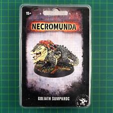 Goliath Sumpkroc Necromunda Underhive Forge World #11901
