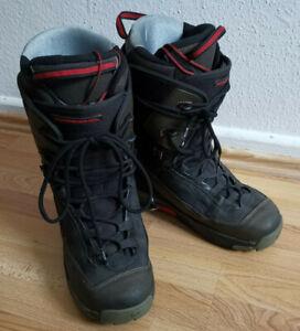 💖 Rossignol Snowboard Boots / Stiefel schwarz Größe 44 💖