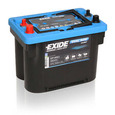 Exide EP450 12V/50Ah DUAL AGM (Maxxima 900DC) DUAL Batteria scuro Cycle