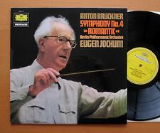 DG Bruckner SINFONÍA Nº 4 2535 111 romántico Eugen Jochum Berlin Phil Casi Nuevo