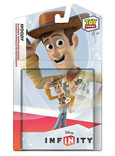 Disney INFINITY Collection__Sheriff WOODY Gaming Figure_TOY STORY_Unopened & New