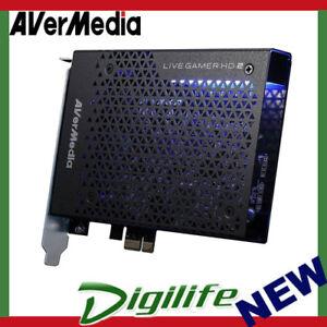 AVerMedia GC570 Live Gamer HD 2 1080P 60FPS Game Capture Card