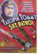 Tailspin Tommy - Sky Patrol Classic Movie Dvd John Trent Marjorie Reynolds
