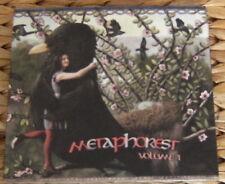 METAPHOREST Volume 1 CD Digipack (2011)