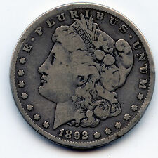 1892-s Morgan (SEE PROMOTION)