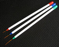 Nail Art Pen Brush UV Gel Acrylic Painting Drawing Liner Polish Brushes Tips #A