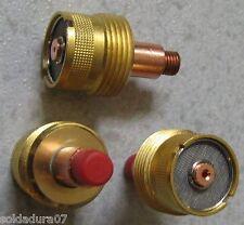 "Distribuidor Soldadura TIG Gas Lens - 2GL116LD - 45V116S ( 1/16"" ) Soldador"