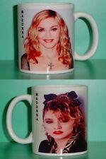 MADONNA - with 2 Photos - Designer Collectible GIFT Mug 06
