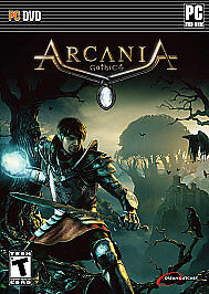 Arcania: Gothic IV 4  PC DVD ROM brand NEW GAME TEEN