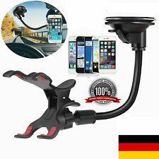 Auto Handy Halterung 360° Halter Universal KFZ LKW PKW Phone Navigation Saugnapf