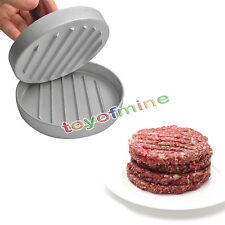 Heavy Duty Non Stick Quarter Pounder Burger Press + **250 5'' Burger Discs
