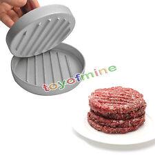 Eavy deber antiadherente hamburguesa de carne hamburguesa cuarto de libra prensa