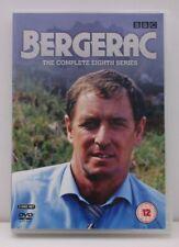 Bergerac Complete Series 8 Eight uk region 2 DVD John Nettles Midsomer Murders