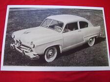 1951 KAISER FRAZER HENRY J   11 X 17  PHOTO /  PICTURE