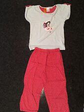 Pumpkin Patch - Girl's Pyjama (PJs) Set - Pink - Size 9
