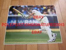 Ricky Ponting Signed 16x20 Photo Cricket Cricket All Stars Australia PROOF