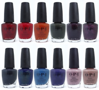 OPI Scotland Collection Fall 2019 Nail Lacquer Set of 12
