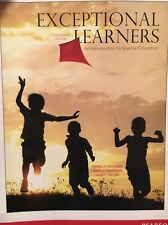 Exceptional Learners by Paige C. Pullen, Daniel P. Hallahan and James M. Kauffma