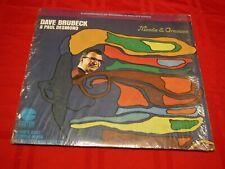 Dave Brubeck & Paul Desmond Moods & Grooves LP Perfume Counter Lyons Purple
