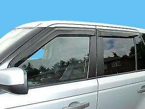 Range Rover Sport 2005-2013  Wind Deflectors Set of 4  DA6076