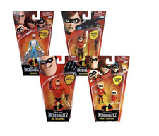Incredibles 2 Posable 4-inch Figures (Assorted)