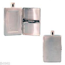 Colibri 2oz Engravable Flask & Cigarette Case Combo