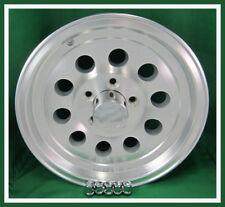 "Aluminum Trailer Rim 14X5.5"" Mod Wheel 5 on 4.5 for Boat & Utility Trailers"