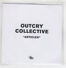 (HM228) Outcry Collective, Articles - 2009 DJ CD