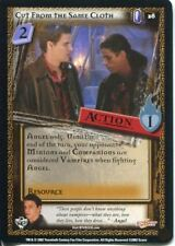 Buffy CCG TCG Angels Curse Unlimited Edition Card #26 Cut From the Same Cloth