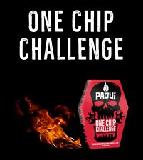 NEW (2020) Paqui Carolina Reaper Madness ONE CHIP CHALLENGE Tortilla Chip 🔥🔥🔥