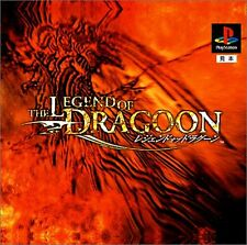 Used PS ONE THE LEGEND OF DRAGOON PS1 SONY PLAYSTATION JAPAN IMPORT