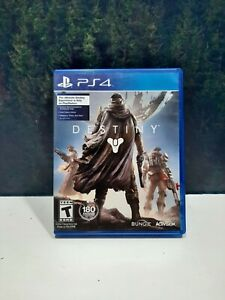 Destiny (Sony PlayStation 4, 2014) PS4 Game + Vanguard Armory and PS Plus Codes